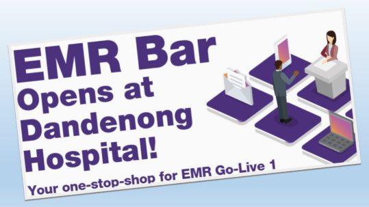EMR Bar image